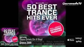 Out now: Various Artists - 50 Best Trance Hits Ever - Full Length Extended Versions