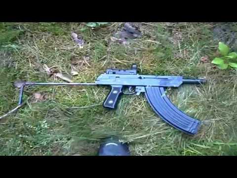 Berserker 1 homemade gun