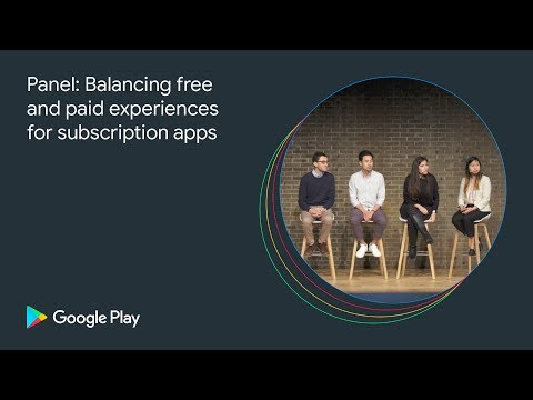 Balancing free and paid experiences for subscription apps (Playtime 2019 - Apps)