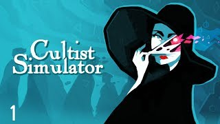 Let's Play Cultist Simulator | Episode 1 | St. Hydra's Society