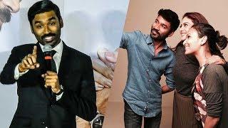 """We didn't Lie to Kajol"" Dhanush Explains |Velai Illa Pattadhaari 2|Sean Roldan|VIP2| |TN 179"