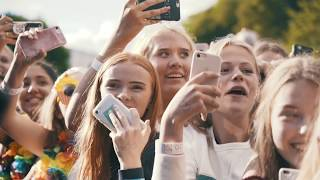 Marcus & Martinus - Moments Tour in Bergen, Norway 2018
