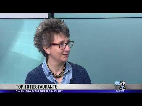 'Cincinnati Magazine' Names Its 10 Best Restaurants