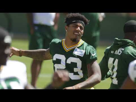 Cornerback will be strength for Packers, Tom Oates says