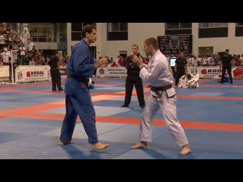 Roger Gracie VS Claudio Calasans / World Championship 2009