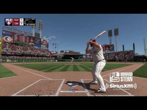 """Best """"MLB The Show 17"""" Video Game Stern Show Shout-Outs"""