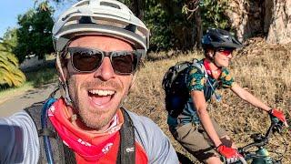 IT'S A 'CLASS A' SOUL-DINGER | Mountain Biking Skyline Wilderness Park in Napa