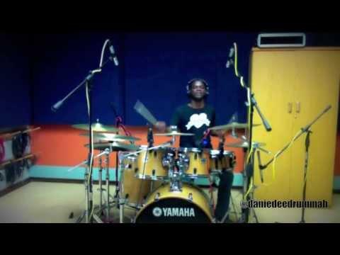 Love Complete - Loyiso Bala (Drum Cover)