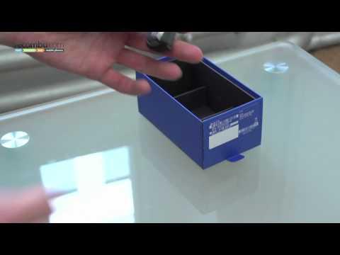 Nokia Lumia 610 unboxing video