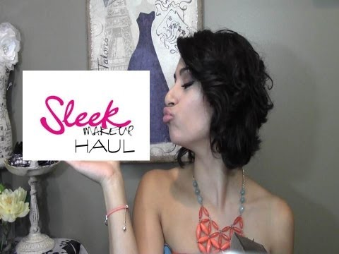HAUL: Sleek Makeup-UK │OneBeautyAddict