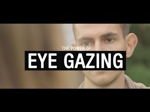 Eye Gazing: Good For Relationships, Sex And Stutterers
