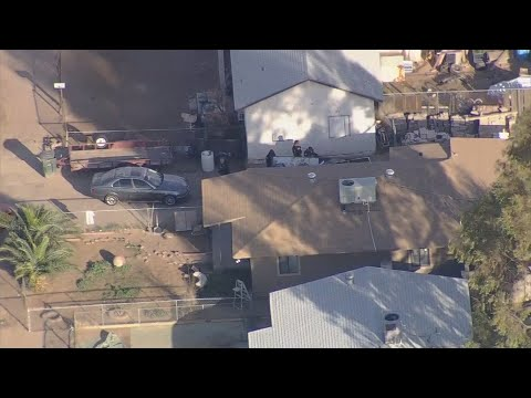 VIDEO: Police investigate officer involved shooting near 35th Ave. & Thomas