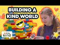 The kid who rebuilt a reimagined Houston with LEGO bricks | Kidskind