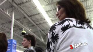 WALMART PRANK ON BLACK FRIDAY 75% OFF