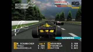 Formula One 2001 Spa-Francorchamps Race (PS1)