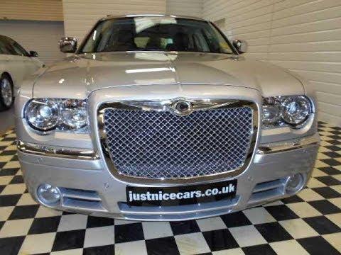 2010 (10) Chrysler 300C 3.0 V6 CRD 5dr Auto Touring Estate (Sorry ...