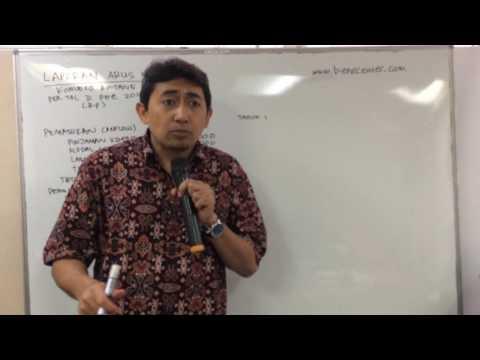 Cara Membuat Laporan Arus Kas (proposal usaha) BSP-5