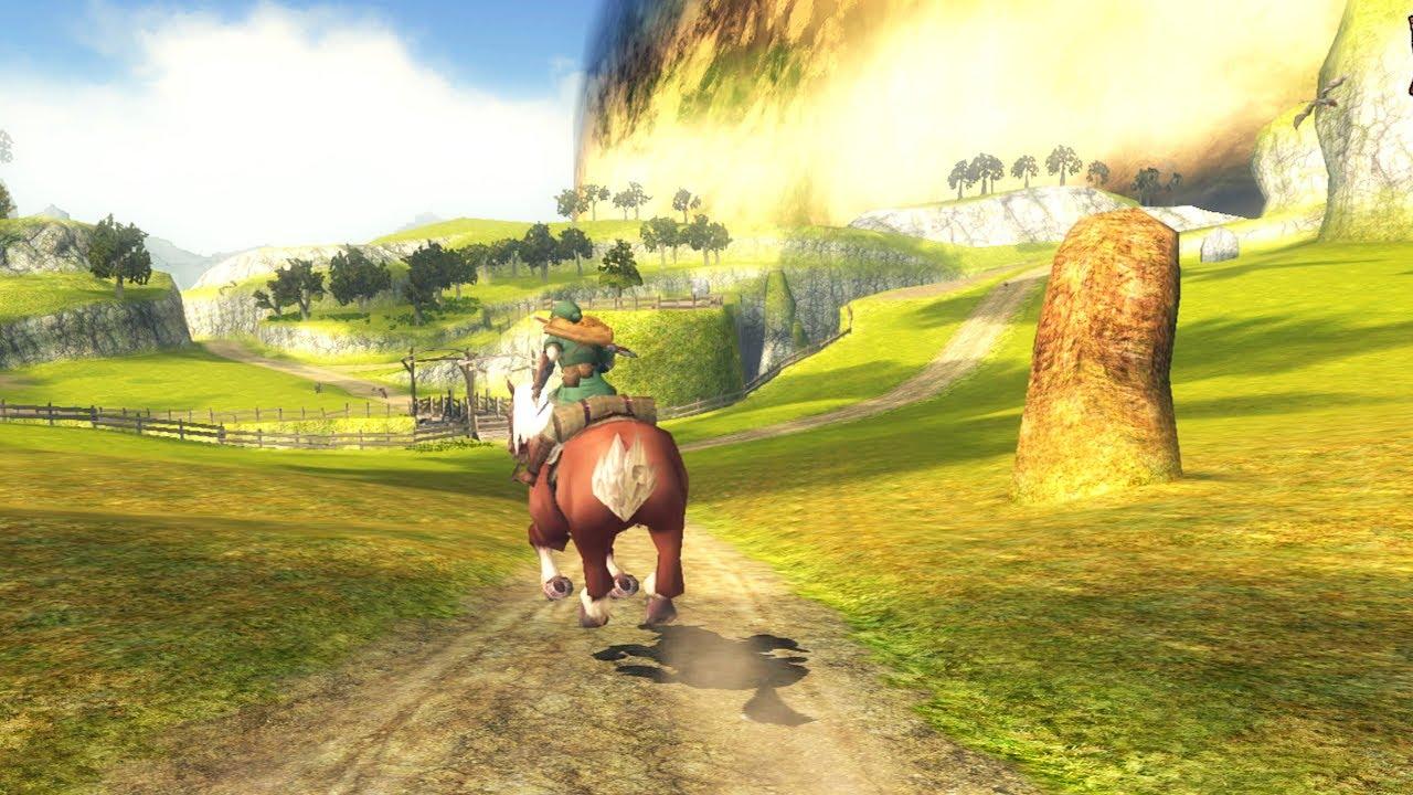 The Legend Of Zelda Twilight Princess Hd 14 Hyrule Field 100 Walkthrough Youtube