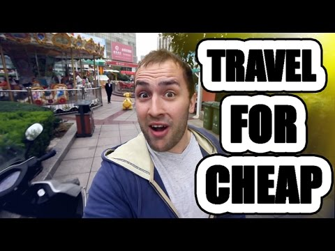 I Left Home with Only $1000 to Live in China