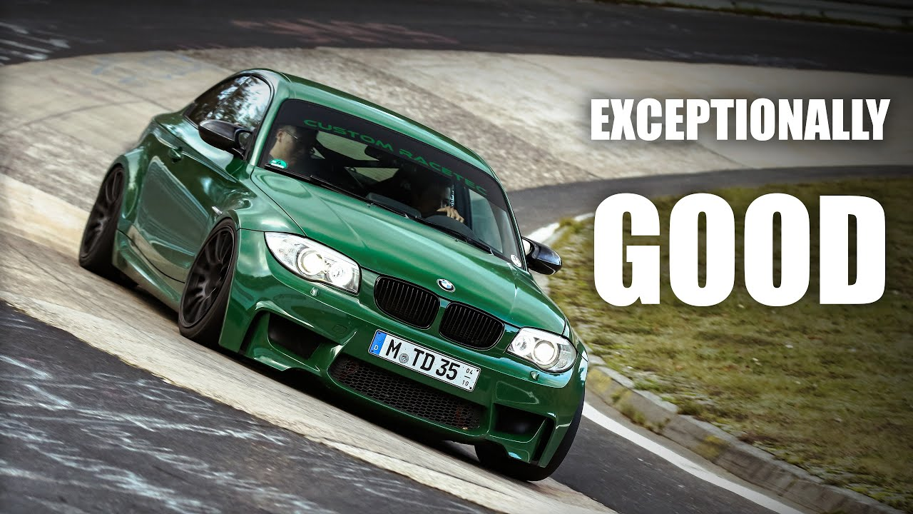 The BMW 1M That Explained Why It's SO GOOD