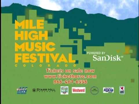 Mile High Music Festival