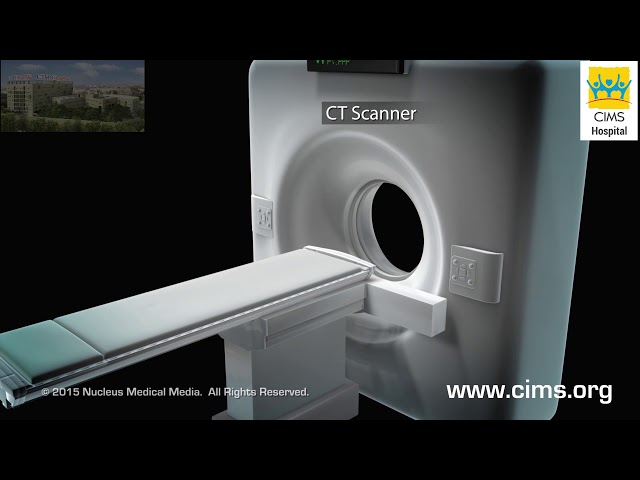 CT SCAN - CIMS Hospital
