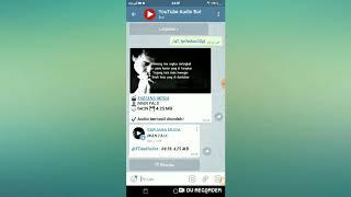 Cara Download lagu dengan mudah menggunakan aplikasi telegram 2019