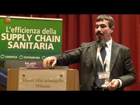 Convegno Ailog Dafne: L'efficienza della supply chain sanitaria