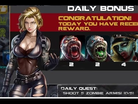 dead target zombie everything unlocked -