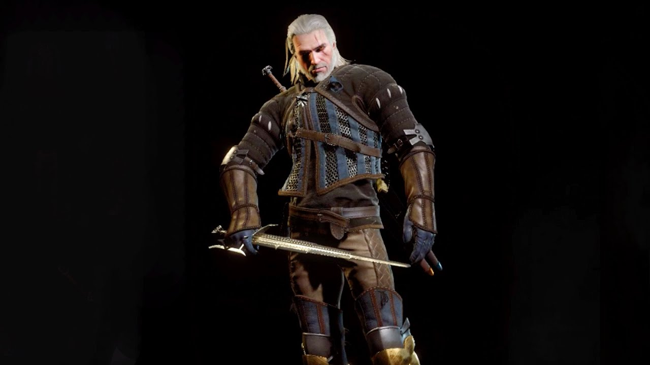 witcher how to fix sword