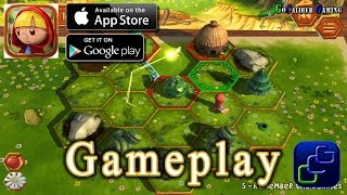 A Day in the Woods Android Gameplay Stages 1-10