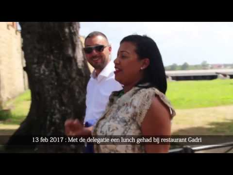 Handelsmissie en congres Suriname 2017 - Internationaal Ambitieus