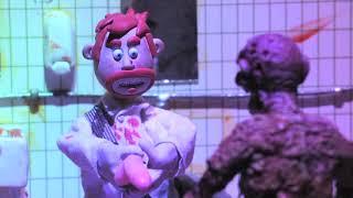 Claymation Animation Zombie Film (2019)