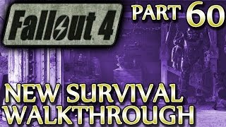 Ⓦ Fallout 4 New Survival Walkthrough ▪ Part 60: Big John's Salvage, South Boston Military Checkpoint