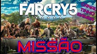 Far Cry 5 - Pausa Para Pescar (Parte 2) / Ragnar , o Terrível