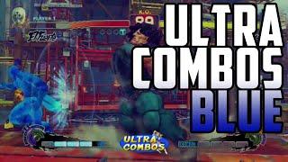 Ultra Combos Blue [usfiv Cmv]