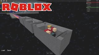 SURVIVE A CART RIDE THROUGH SPACE | Roblox