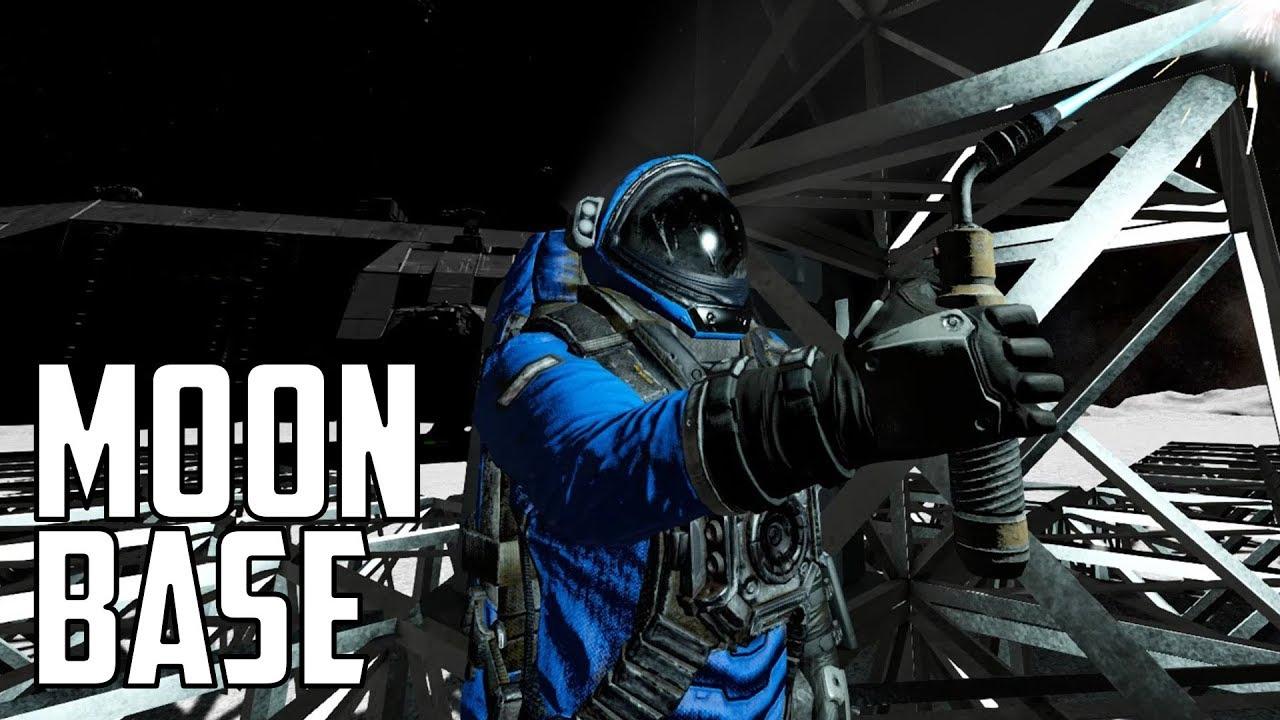 moon base space engineers - photo #9