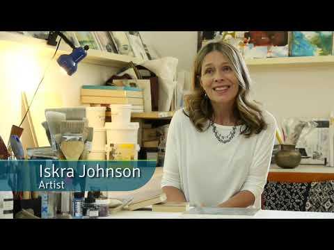The Beauty of Maritime - Taste Exhibit with Artist Iskra Johnson