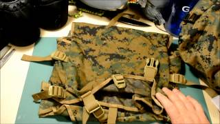 ILBE radio pouch modifications and VR to Colonelchimp's 100 sub GAW
