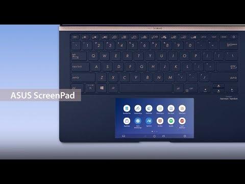 ASUS ScreenPad™ 快速簡介