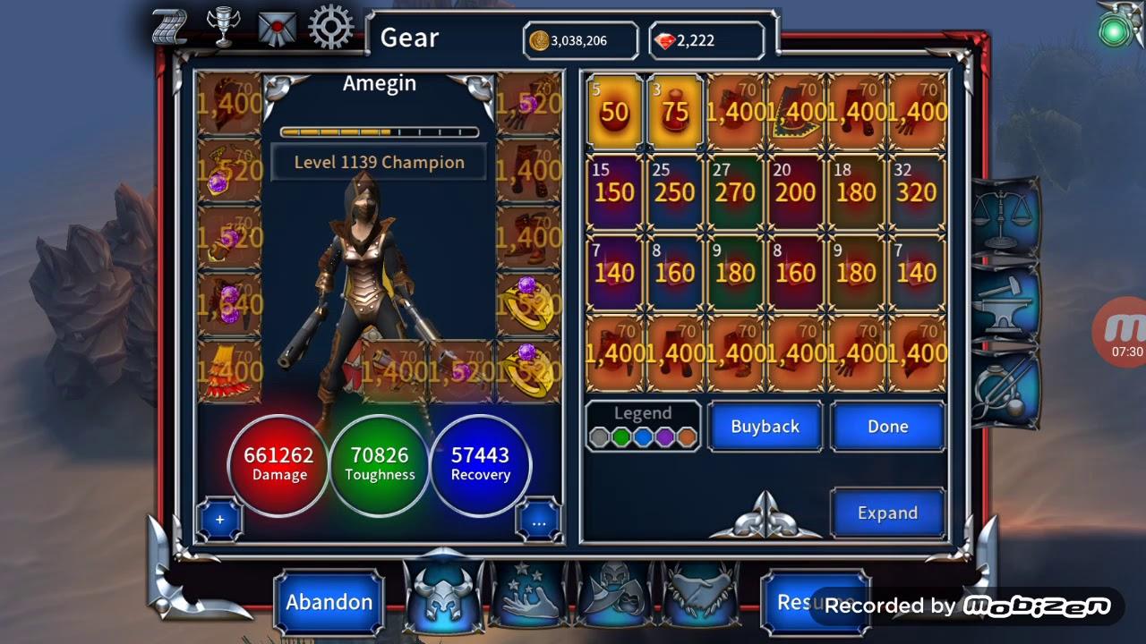 ETERNIUM RPG, Level 251 Mage, Sweet by NatBorn