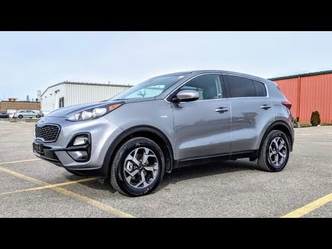 2020 Kia Sportage Complete Walkaround Review