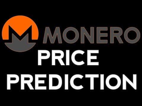 Monero Price Prediction, Analysis and Forecast (2017-2022)