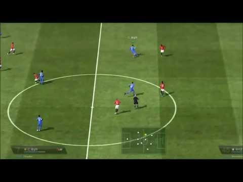 C.RONALDO Skills in FIFA 3