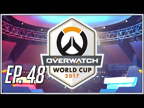 WORLD CUP 2017 BEST MOMENTS. Random Overwatch Highlights - Ep. 48