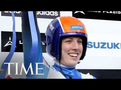 Luge | How They Train | TIME