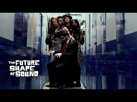 The Future Shape Of Sound - Toe The Line ( Official Video ) - ( Freshly Squeezed )