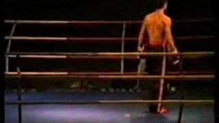 Campeonato Kickboxing Barcelona. Pavón VS Mordillo 1/2