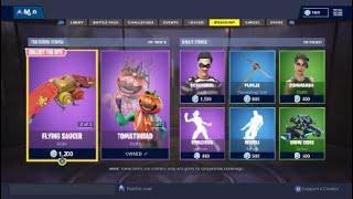 Fortnite Shop items for sale Wednesday 14th November 2018